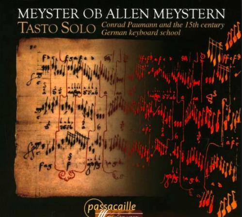 "Distinctions et critiques du CD ""Meyster ob allen Meystern"""
